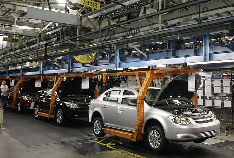 General Motors Shares